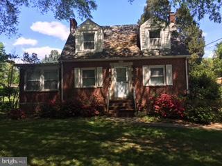 Exterior (Front) - 3408 WOODLAND LN, ALEXANDRIA