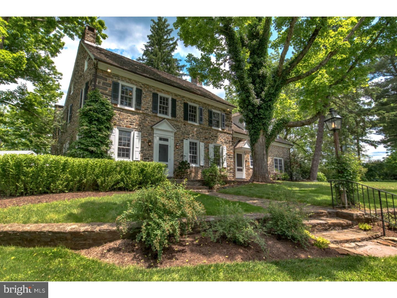 Maison unifamiliale pour l Vente à 1115 STRAWNTOWN Road Quakertown, Pennsylvanie 18951 États-Unis