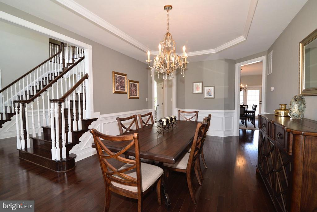 Dining Room - 5323 CHAFFINS FARM CT, HAYMARKET