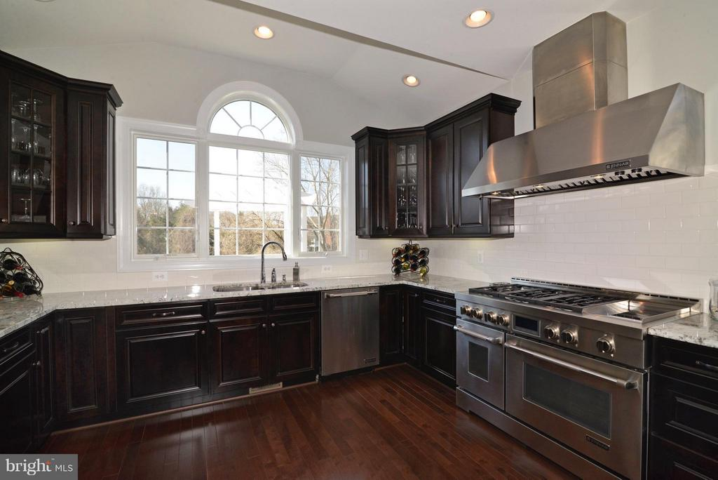 Kitchen - 5323 CHAFFINS FARM CT, HAYMARKET
