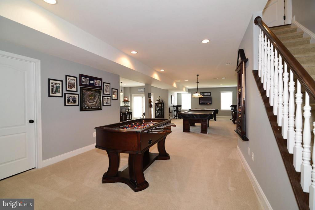 Basement - 5323 CHAFFINS FARM CT, HAYMARKET