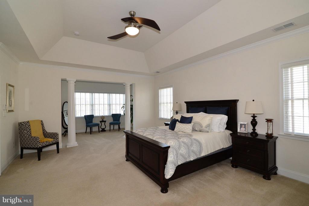 Bedroom (Master) - 5323 CHAFFINS FARM CT, HAYMARKET