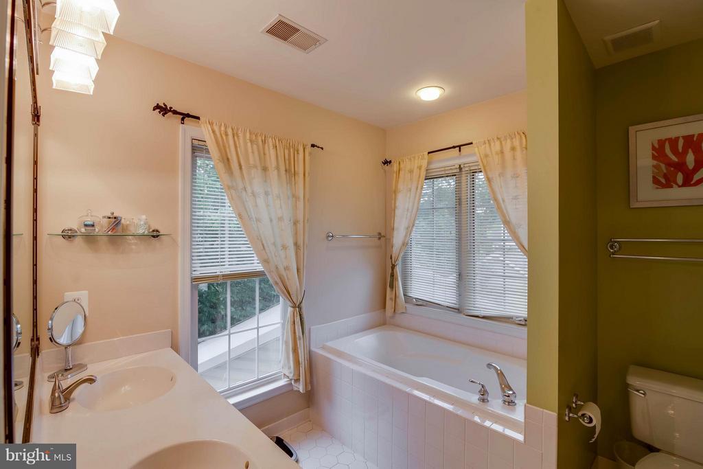 Bath (Master) - 20685 PARKSIDE CIR, STERLING