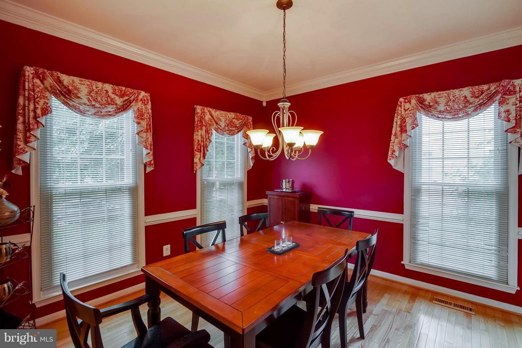 Dining Room - 20685 PARKSIDE CIR, STERLING