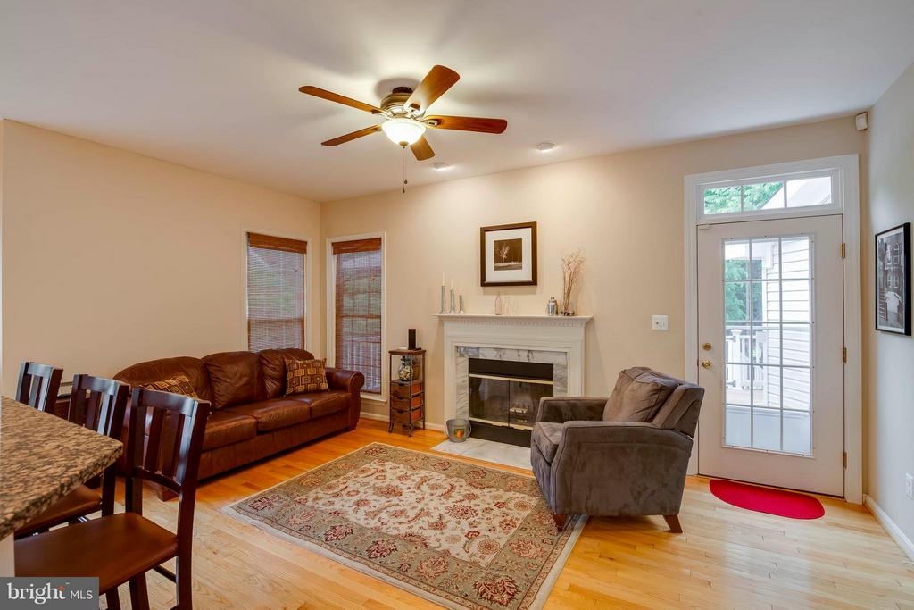 Family Room - 20685 PARKSIDE CIR, STERLING