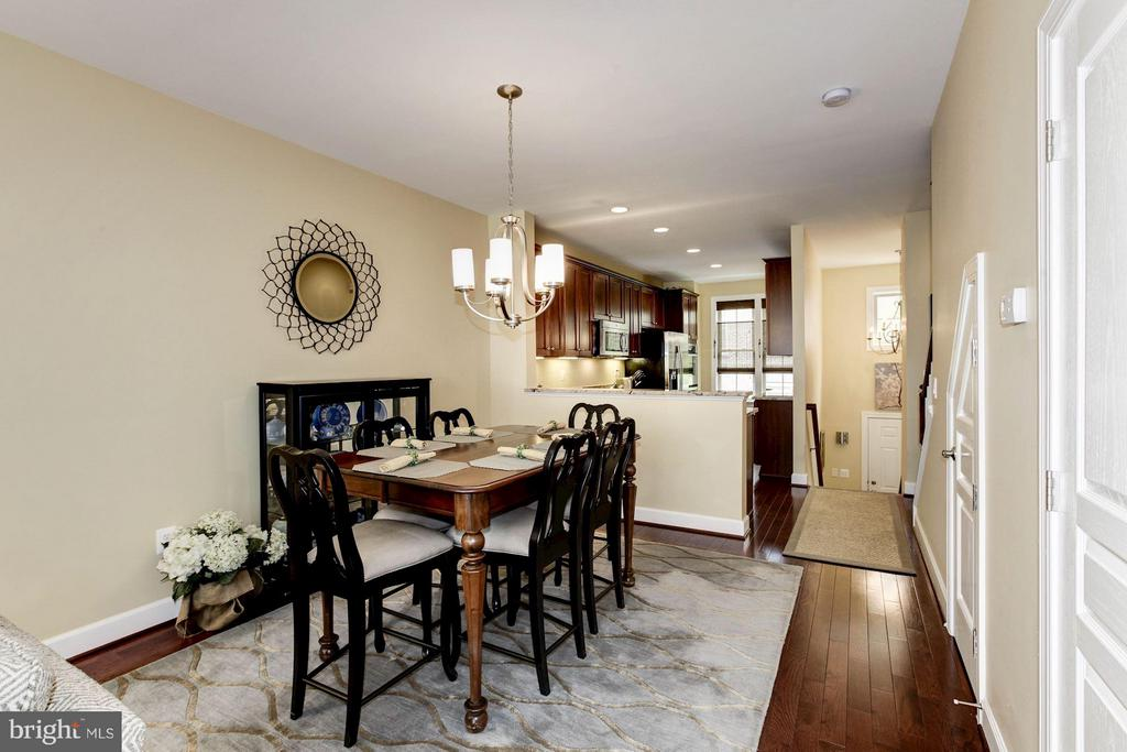 Dining Room - 3325 KEMPER RD, ARLINGTON