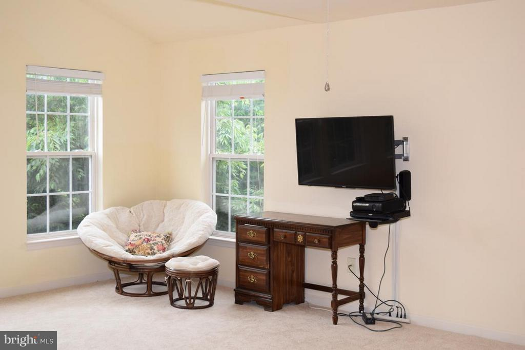 Large Master Bedroom w/ Sitting Area - 6016 PRESWELL CT, GAINESVILLE