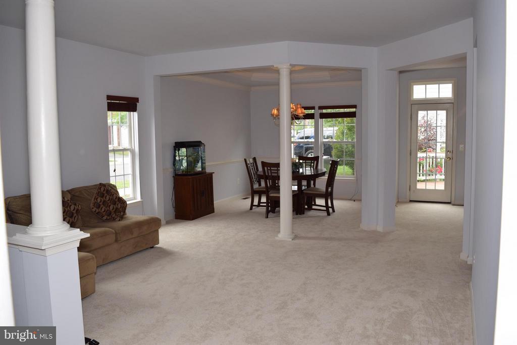 Open Floor Plan - 6016 PRESWELL CT, GAINESVILLE