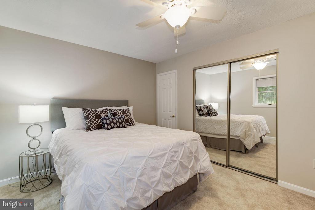 Bedroom 5 (basement) - 7317 JENNA RD, SPRINGFIELD