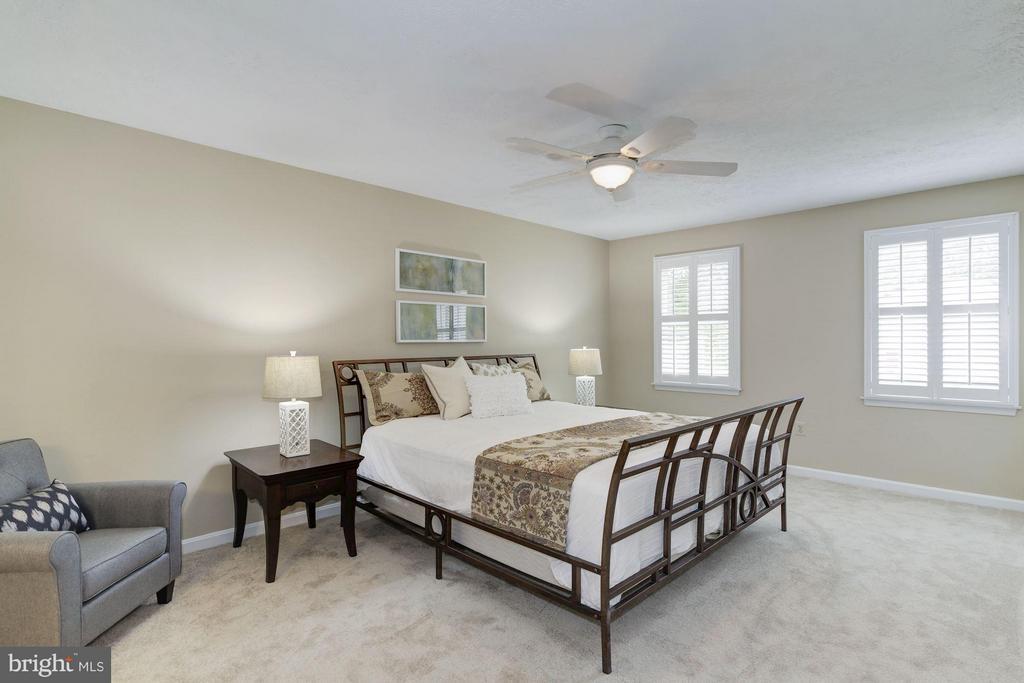 Bedroom (Master) - 7317 JENNA RD, SPRINGFIELD