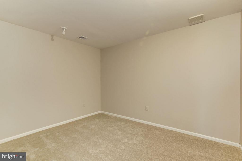 Basement bonus room - 7317 JENNA RD, SPRINGFIELD