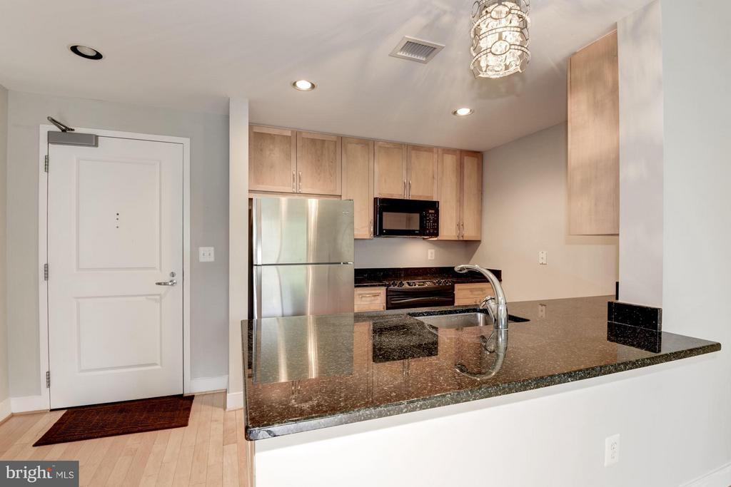 Kitchen (3 of 3) - 4101 ALBEMARLE ST NW #526, WASHINGTON