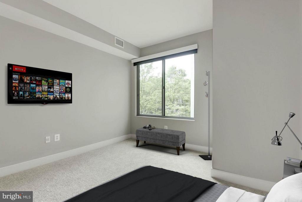 Bedroom (2 of 3) - 4101 ALBEMARLE ST NW #526, WASHINGTON