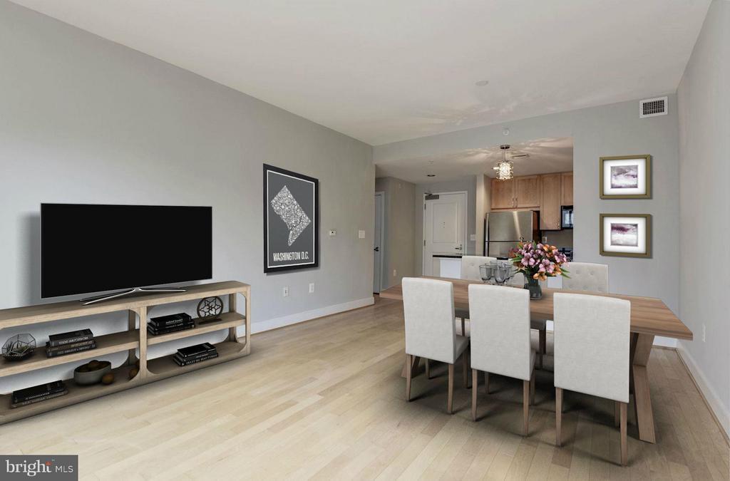 Living Space (4 of 4) - 4101 ALBEMARLE ST NW #526, WASHINGTON