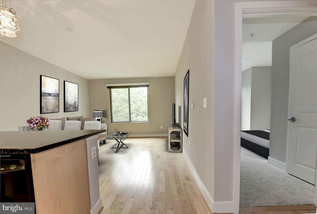 Living Space (1 of 4) - 4101 ALBEMARLE ST NW #526, WASHINGTON