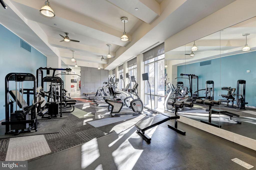 Fitness Center (2 of 2) - 4101 ALBEMARLE ST NW #526, WASHINGTON