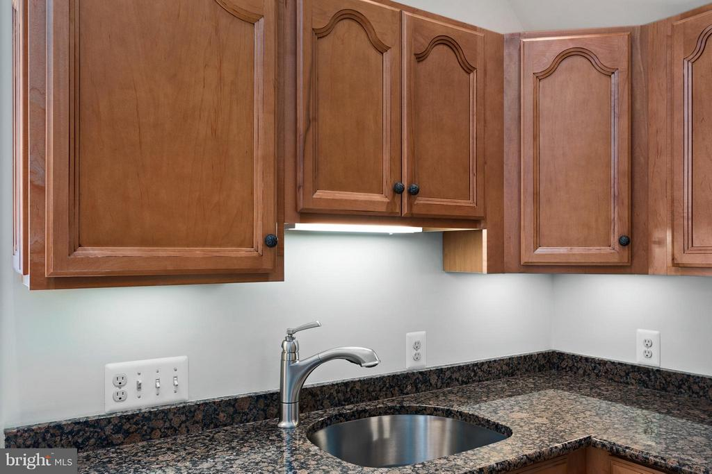 Guest House - Upper Level Kitchenette - 10402 HAMPTON RD, FAIRFAX STATION