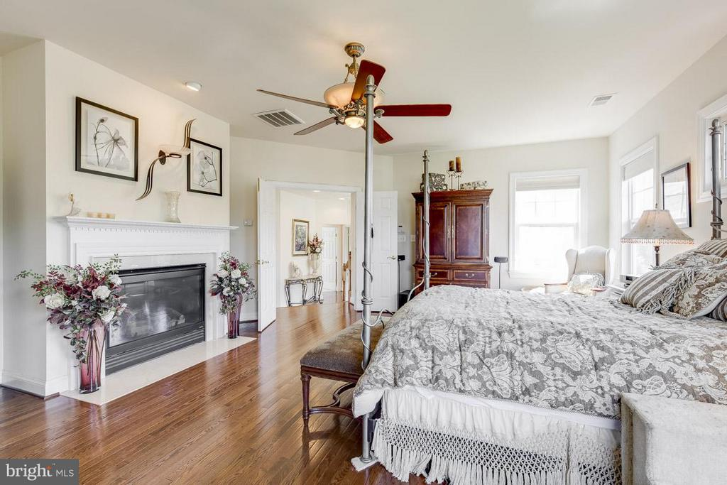 Bedroom (Master) - 44108 RIVERPOINT DR, LEESBURG