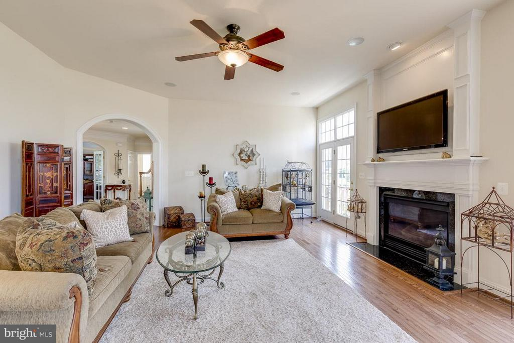 Family Room - 44108 RIVERPOINT DR, LEESBURG