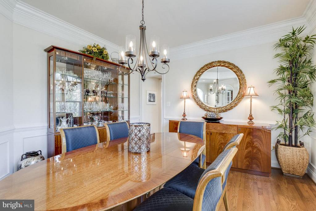 Dining Room - 44108 RIVERPOINT DR, LEESBURG