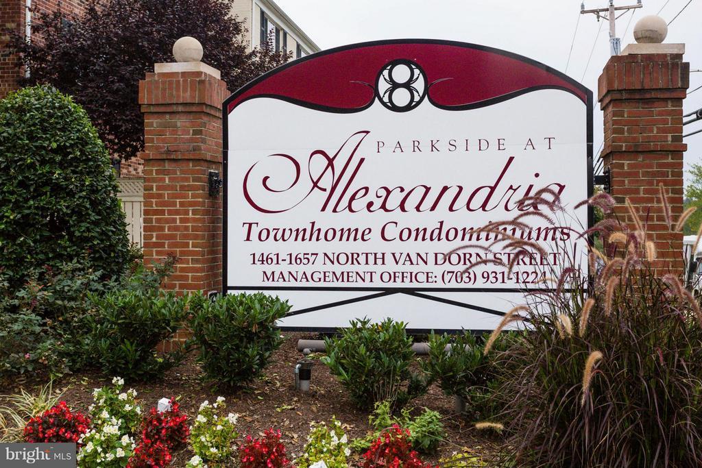 Parkside at Alexandria - 1289 VAN DORN ST, ALEXANDRIA