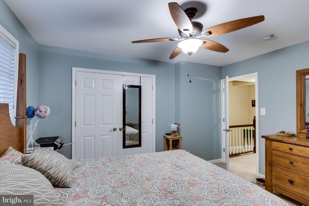Master Bed - 1289 VAN DORN ST, ALEXANDRIA