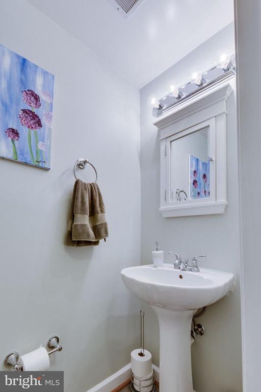 Half Bath - 1289 VAN DORN ST, ALEXANDRIA
