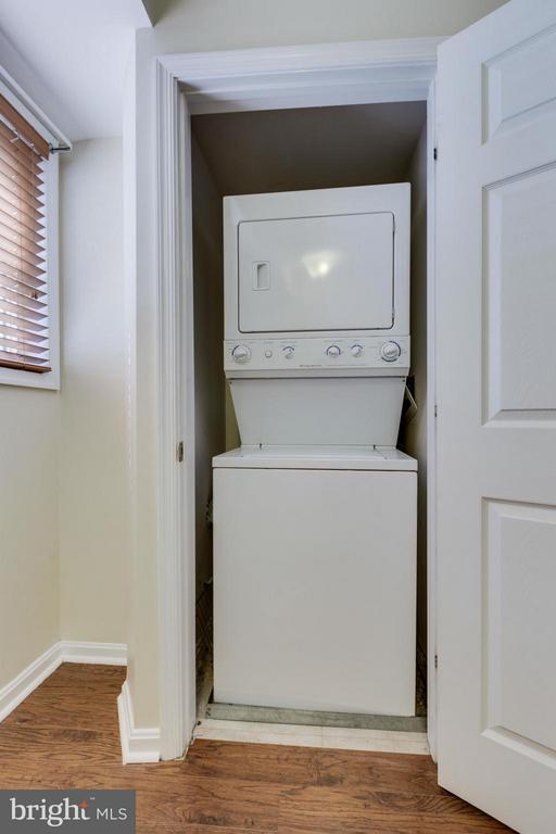 Washer and Dryer on main level - 1289 VAN DORN ST, ALEXANDRIA