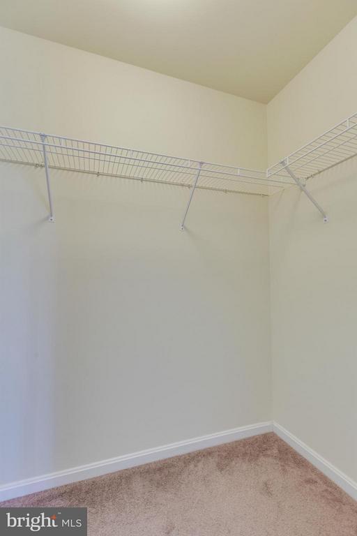 Bedroom (Master) walk-in closet - 1289 VAN DORN ST, ALEXANDRIA