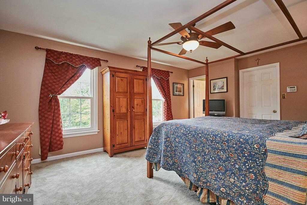 Bedroom (Master) - 6204 SANDSTONE WAY, CLIFTON