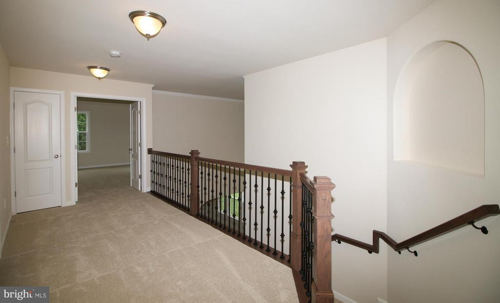 Upstairs Landing - 38 BRADBURY WAY, STAFFORD
