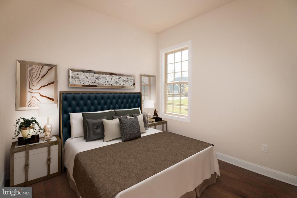 Independent Living Suite Bedroom - 40972 BLOSSOM GLADE DR, ALDIE