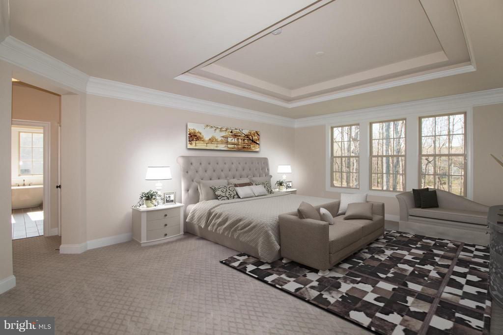 Bedroom (Master) - 40972 BLOSSOM GLADE DR, ALDIE