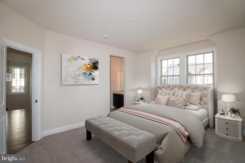 Guest Bedroom - 40972 BLOSSOM GLADE DR, ALDIE