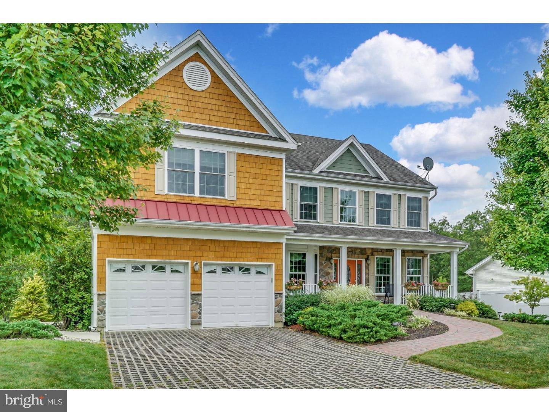 Частный односемейный дом для того Продажа на 91 FREEDOM HILLS Drive Barnegat, Нью-Джерси 08005 Соединенные Штаты