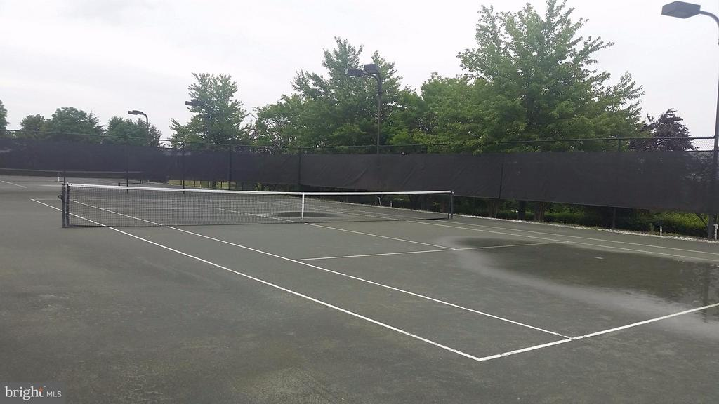 Tennis Courts - 19860 BETHPAGE CT, ASHBURN