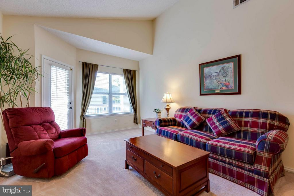 Vaulted Ceilings and Lots of Light - 4404 HELMSFORD LN #203, FAIRFAX