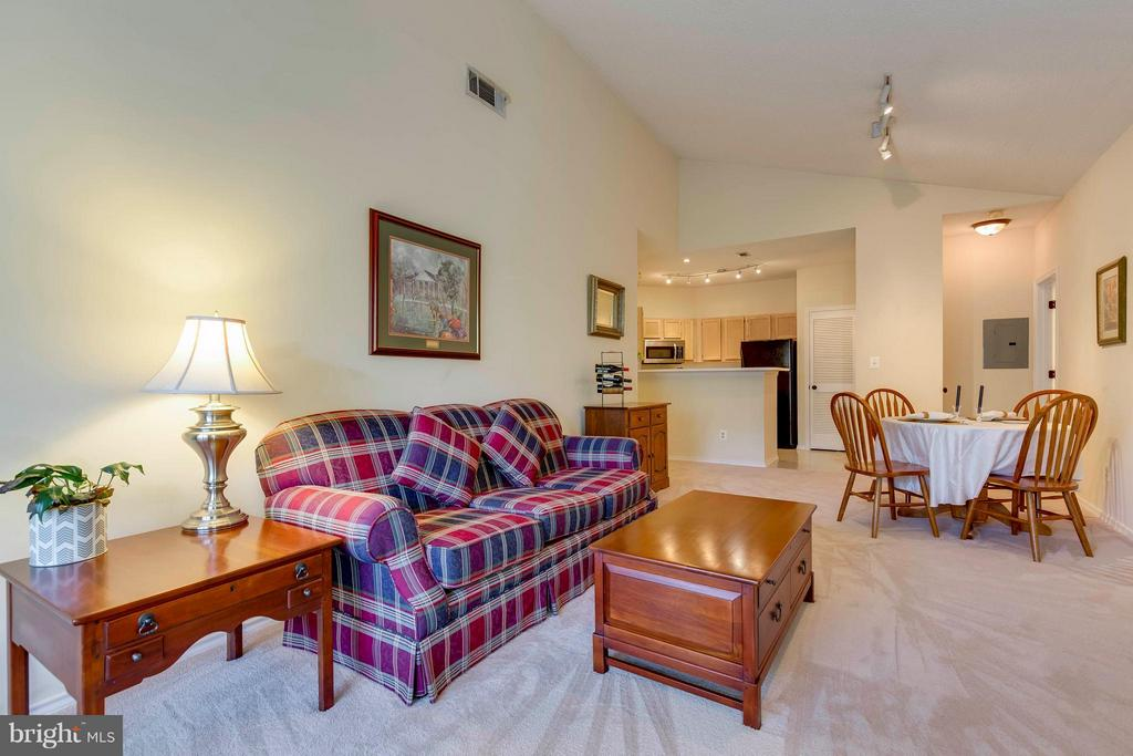 Cozy Great Room - 4404 HELMSFORD LN #203, FAIRFAX