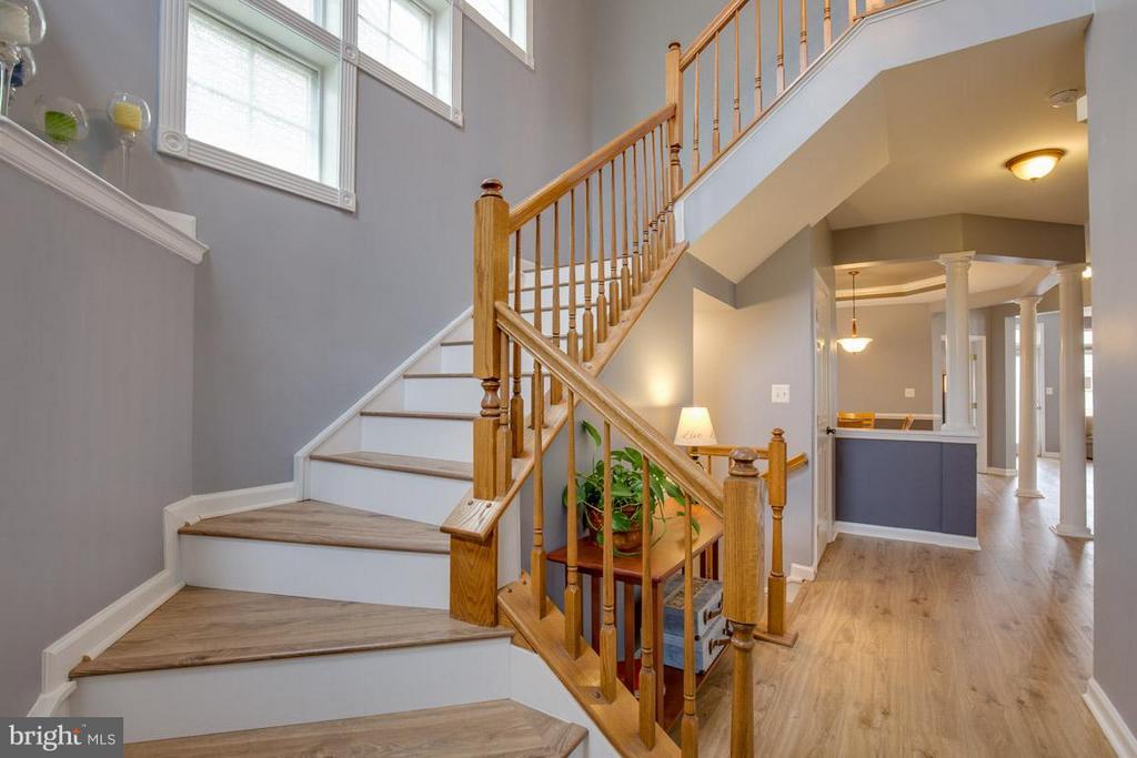 Foyer - 14832 LINKS POND CIR, GAINESVILLE