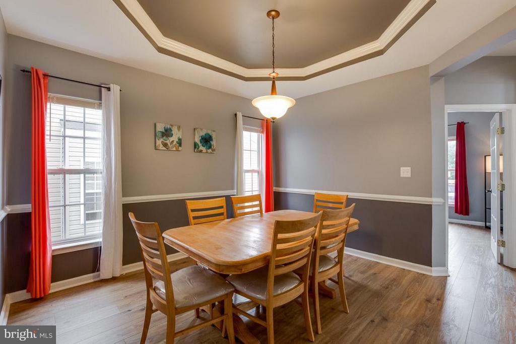 Dining Room - 14832 LINKS POND CIR, GAINESVILLE