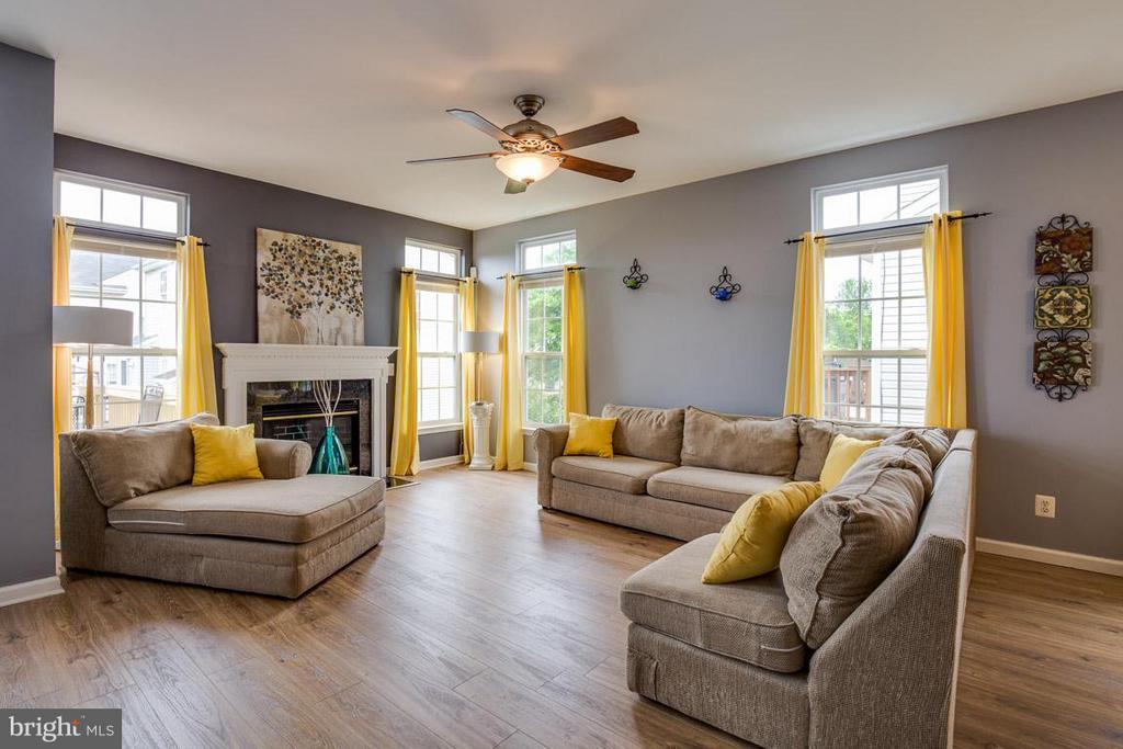 Living Room - 14832 LINKS POND CIR, GAINESVILLE