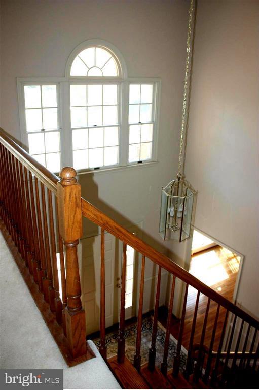 Interior (General) 2 story foyer - 46437 ESTERBROOK CIR, STERLING
