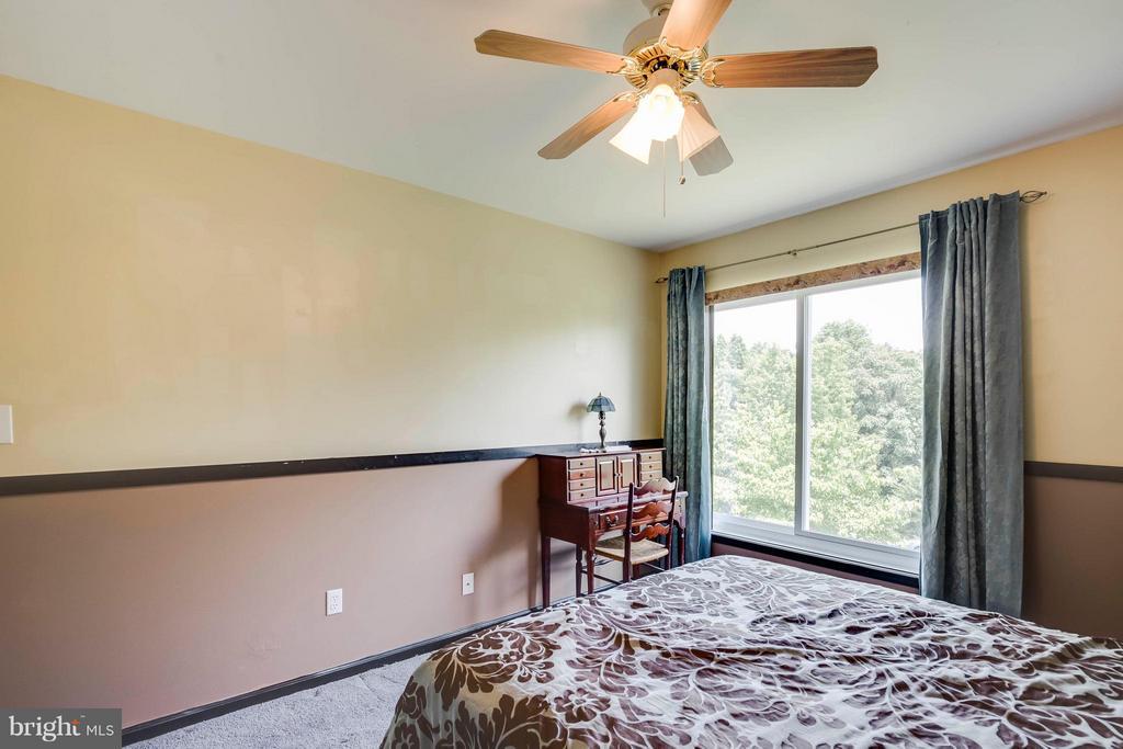 Bedroom #3 upper level - 11816 CLARENCE DR, FREDERICKSBURG
