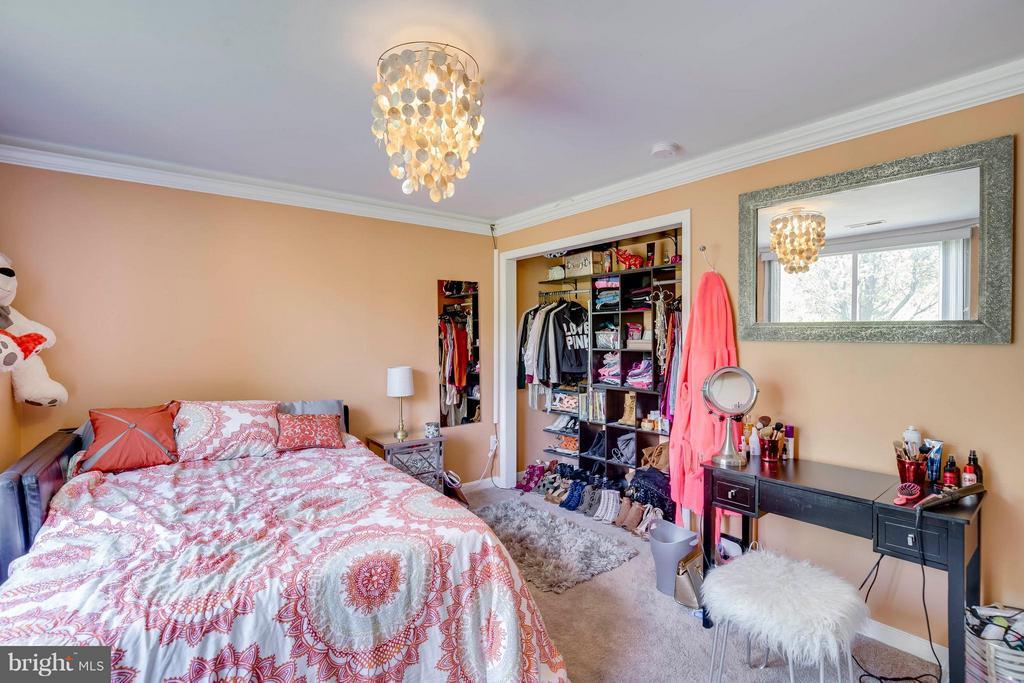 Bedroom #5 lower level - 11816 CLARENCE DR, FREDERICKSBURG