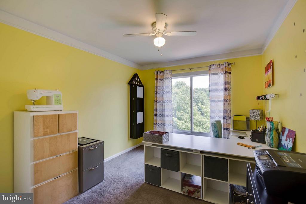 Bedroom #2 upper level - 11816 CLARENCE DR, FREDERICKSBURG