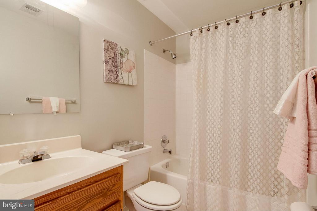 Bath in Lower Level - 12029 SUGARLAND VALLEY DR, HERNDON