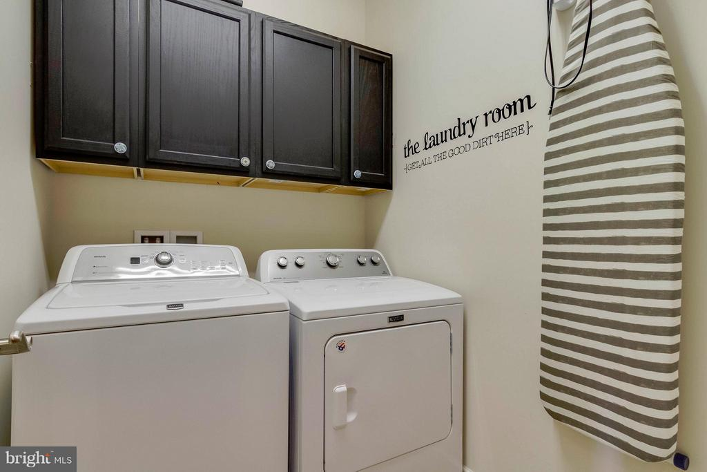 Laundry Room - 15300 MARIBELLE PL, WOODBRIDGE