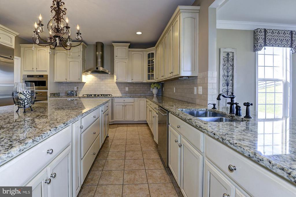 Another view of the cabinets - 16545 LEVADE DR, LEESBURG