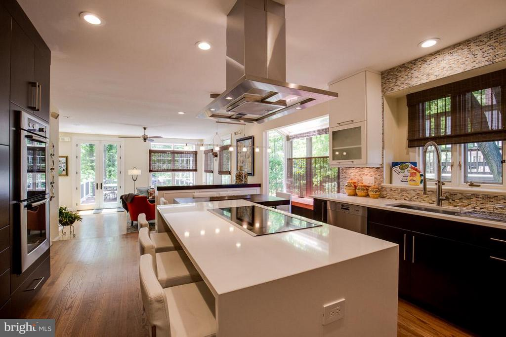 Canopy Exhaust Hood w/ LED Lighting - 43319 BUTTERFIELD CT, ASHBURN