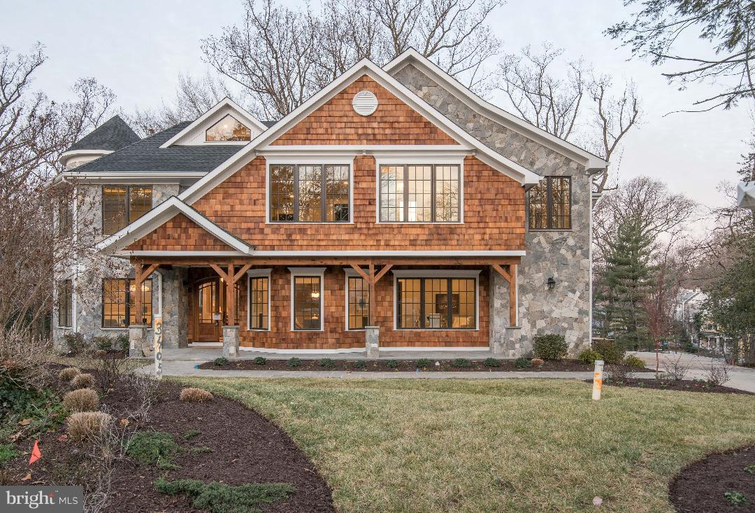 Single Family Home for Sale at 3405 Rolling Court 3405 Rolling Court Chevy Chase, Maryland 20815 United States